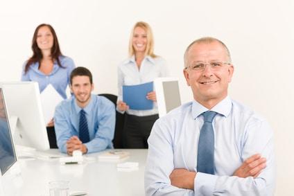 Immobilienmakler Team